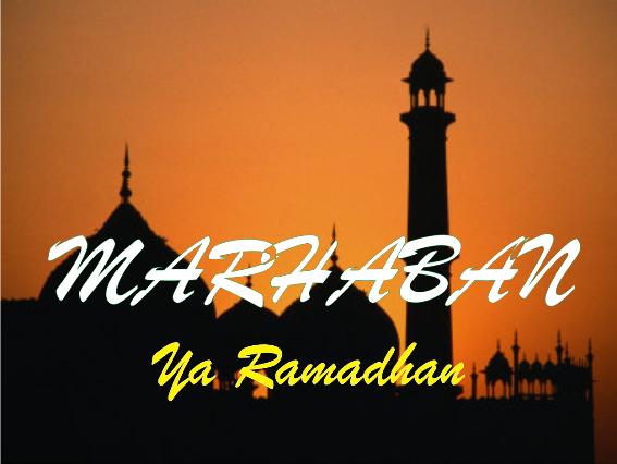 Ucapan Bulan Ramadhan 2014