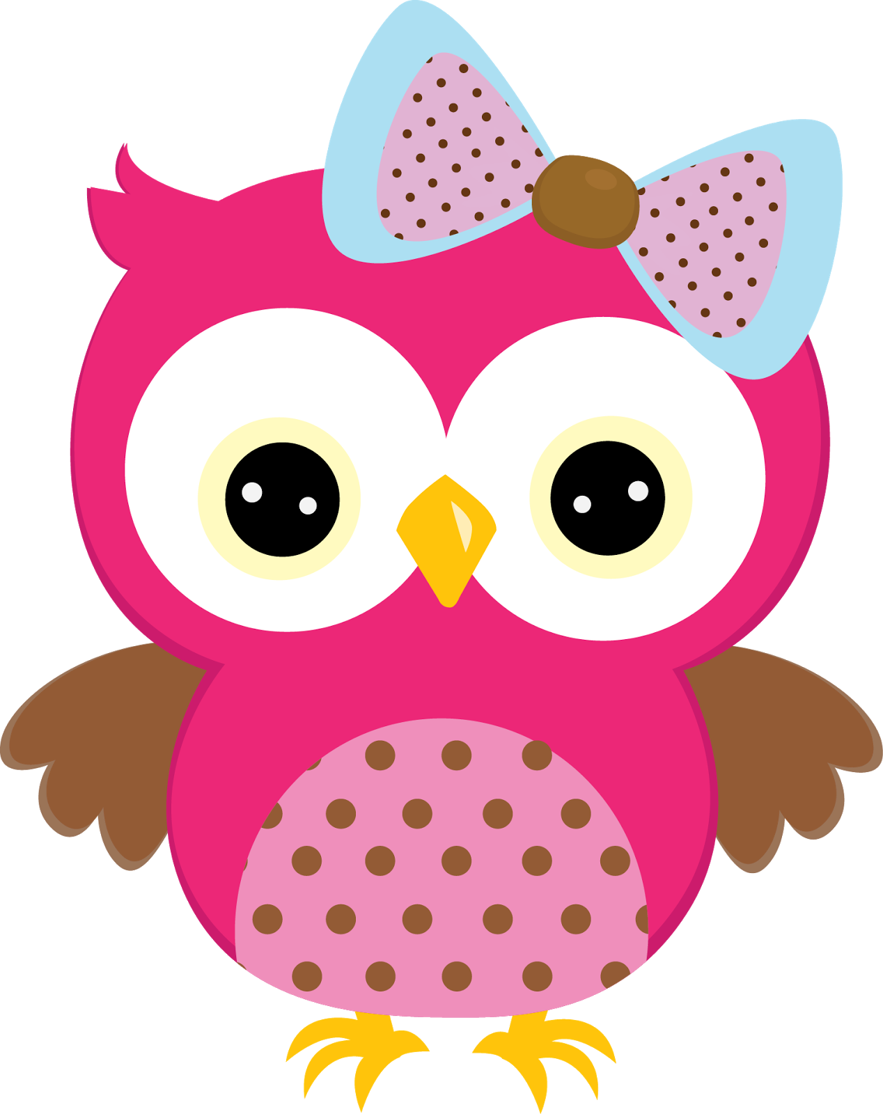 pink owl baby shower clip art Car Tuning