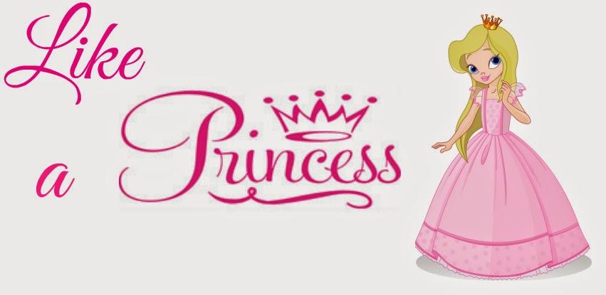 Like a princess s Prinzessin Sternenzauber balzamami na pery z DMky :)