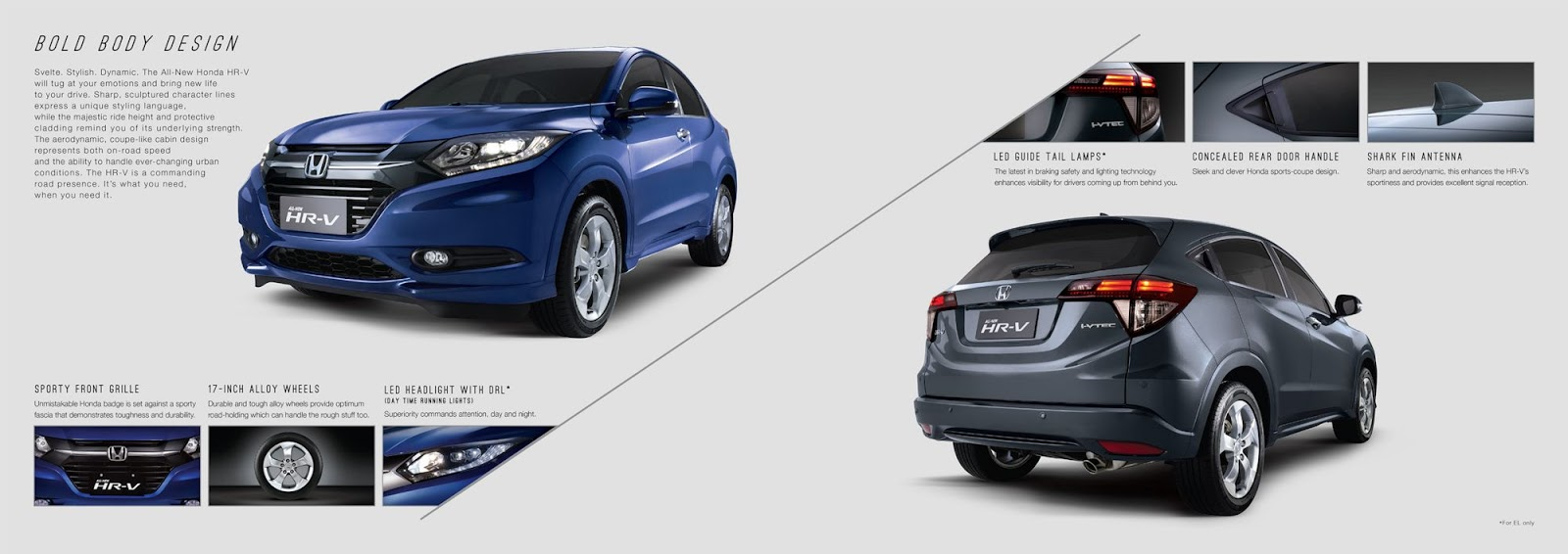 honda cars philippines introduces genre bending hr v w brochure carguide ph   philippine