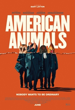 Destaque: American Animals (2018)