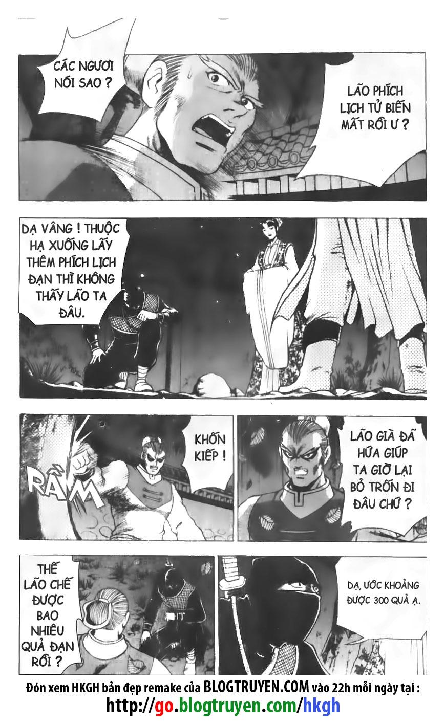 Hiệp Khách Giang Hồ chap 133 page 3 - IZTruyenTranh.com