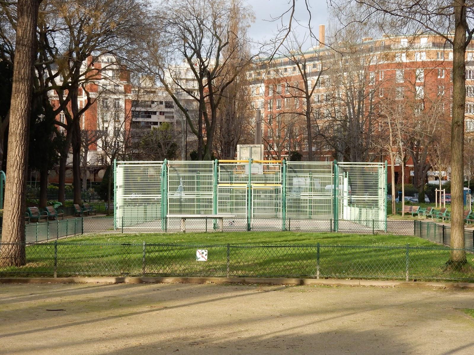 Gr gory capra les parcs et jardins de paris bient t - Parcs et jardins de paris ...