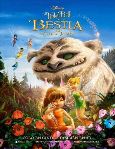 Ver Campanilla y la Leyenda de la Bestia (2014) Online