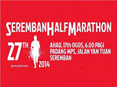 Seremban Half Marathon 2014, Negeri Sembilan