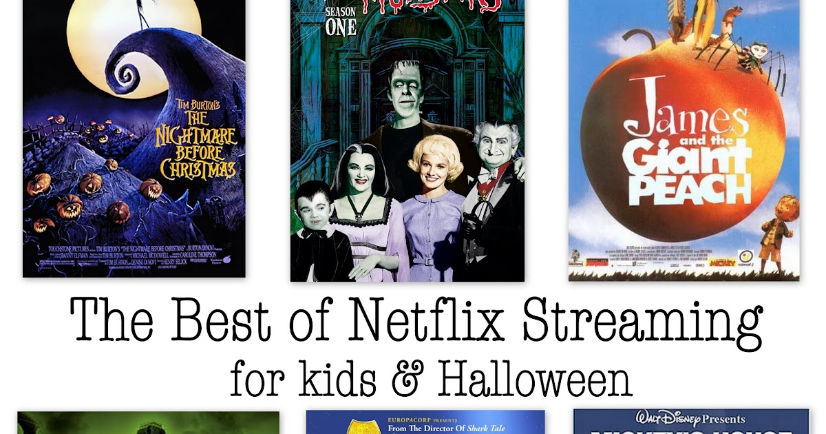 catholic all year halloween for kids on netflix streaming the good the bad and the ugly