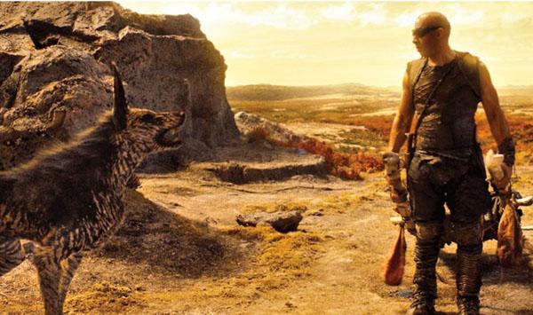 'Riddick' Review   ScreenRant