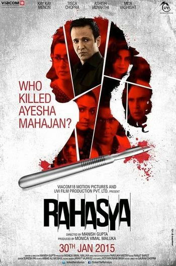Recent Movie DVD Rip 720p  Rahasya (2015)