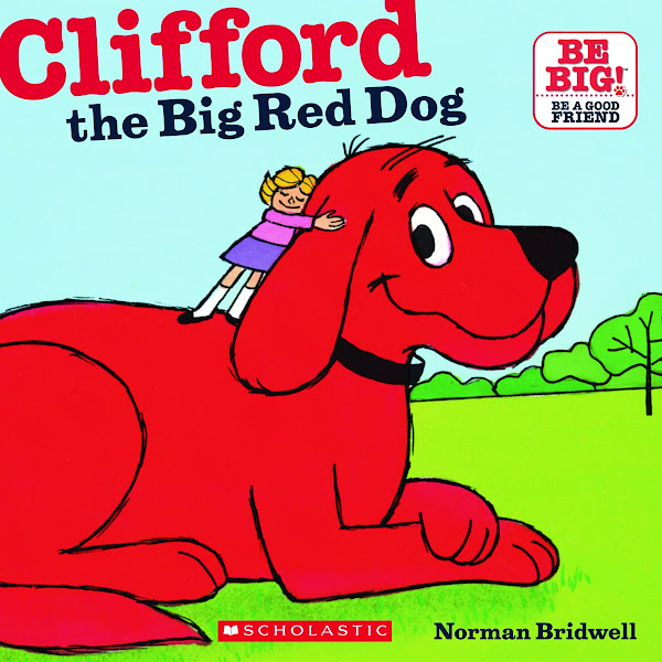 Clifford Big Red Dog Books
