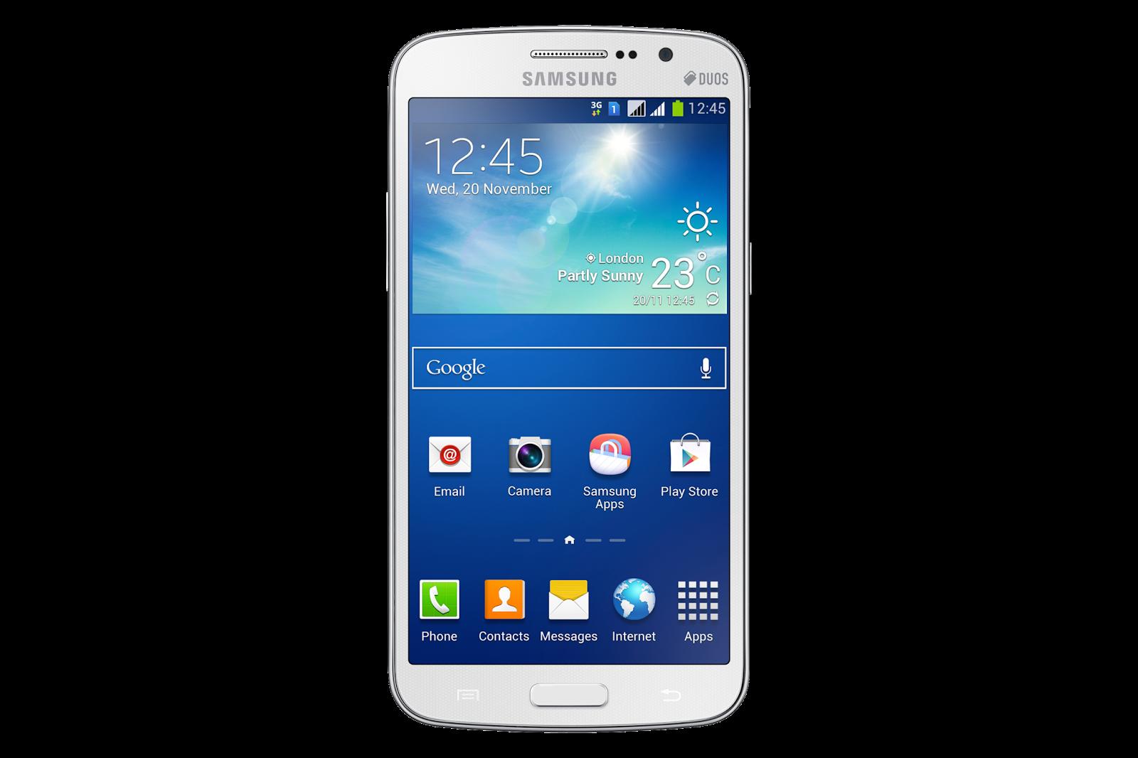 Samsung Duos: Galaxy Grand 2