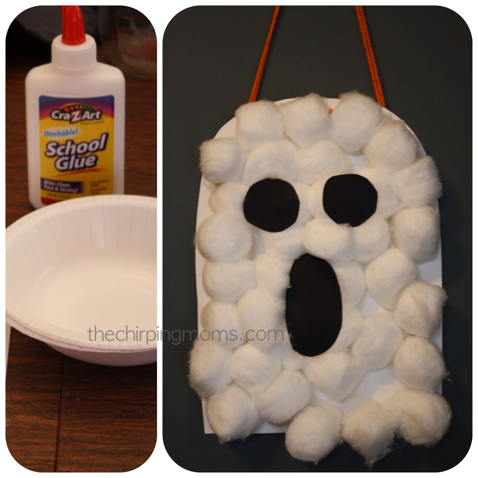 Kids Halloween Craft Projects