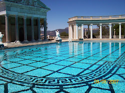 Hearst Castle_ The OUTSIDE Pool