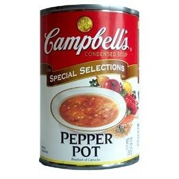 ... Daily Drivel ...: Rain ~ Shopping ~ Billy's Soup ~ Pepper Pot Soup