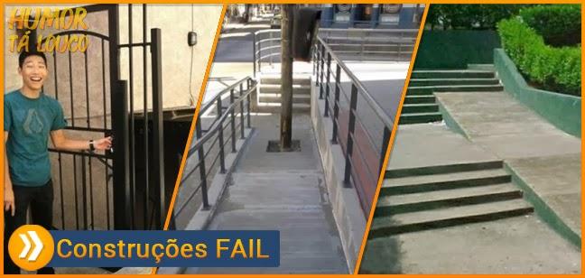 Construções FAIL (Os Gênios da engenharia)
