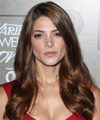 Ashley Greene Hairstyles