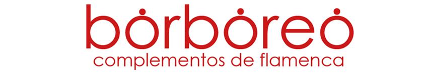 borboreo complementos de flamenca