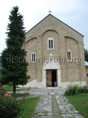 Pictures of Studenica Monastery