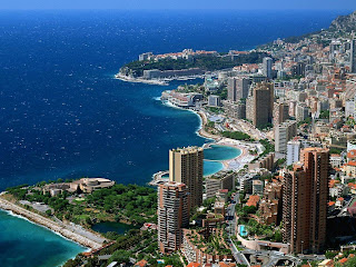 Mónaco, Naturaleza