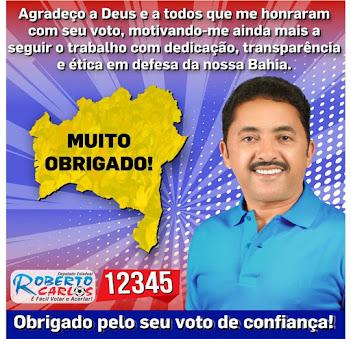 Deputado Estadual Roberto Carlos