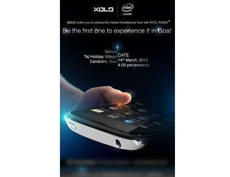 Android Smartphone, Intel, Smartphone, XOLO, XOLO Smartphone