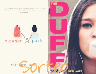 Sorteo The Duff - Eleanor & Park