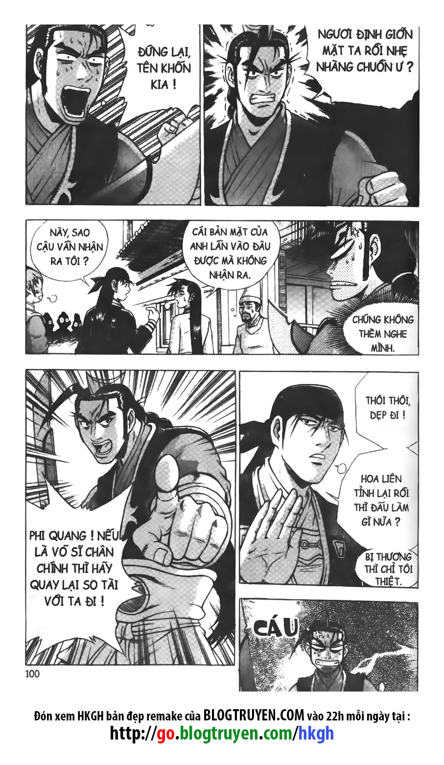 Hiệp Khách Giang Hồ chap 246 Trang 18 - Mangak.info