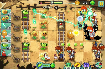 Plants vs. Zombies 2 unlimited screenshot