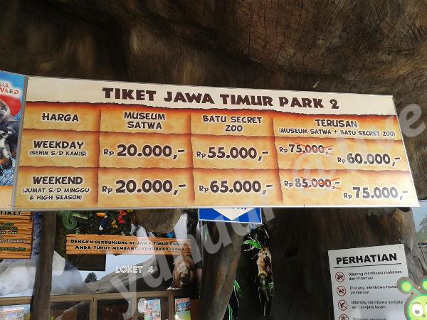 Wisata Jawa Timur Park 2 Kota Batu Anuneanu