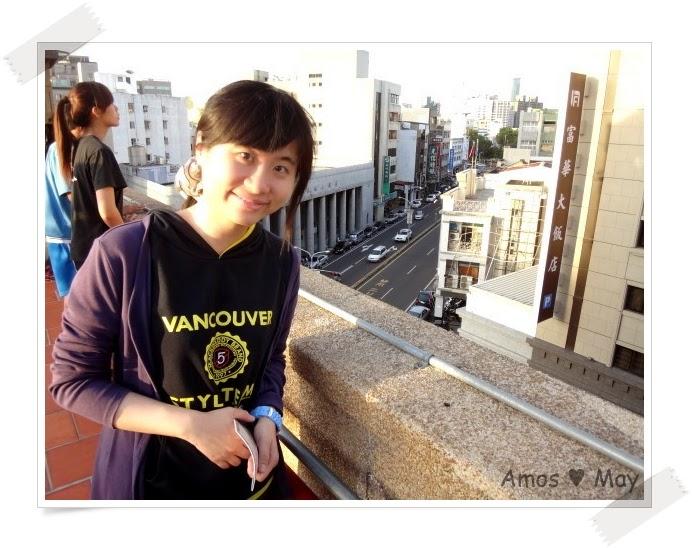 台南,景點,推薦,林百貨,頂樓,看夜景