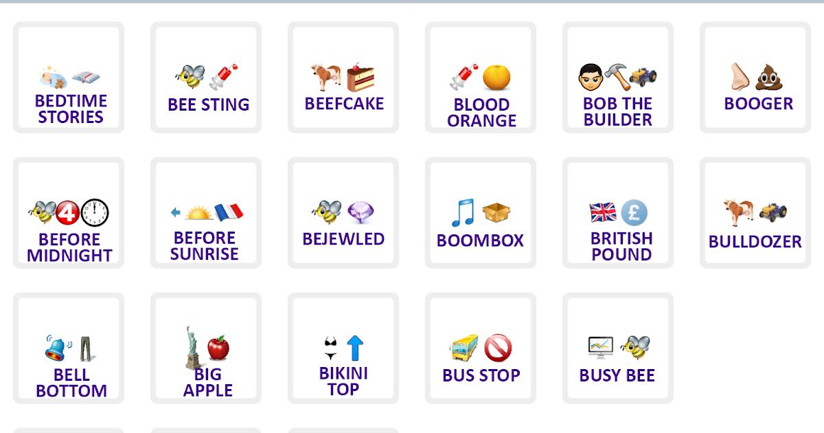 "Logo Quiz Emoji [Level 22] Answers By ""bubble Quiz Games"