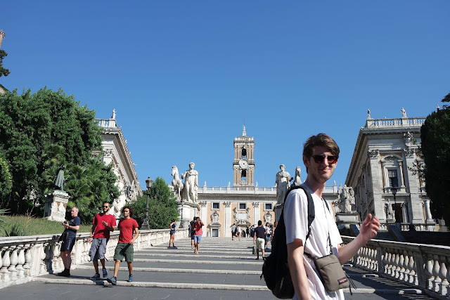 Musée, Capitole, Rome, Roma, Blog, Voyage, basilique, centre historique,