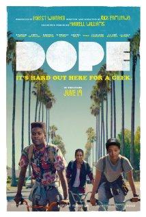s surviving life inwards a tough  neighborhood  Dope (2015)