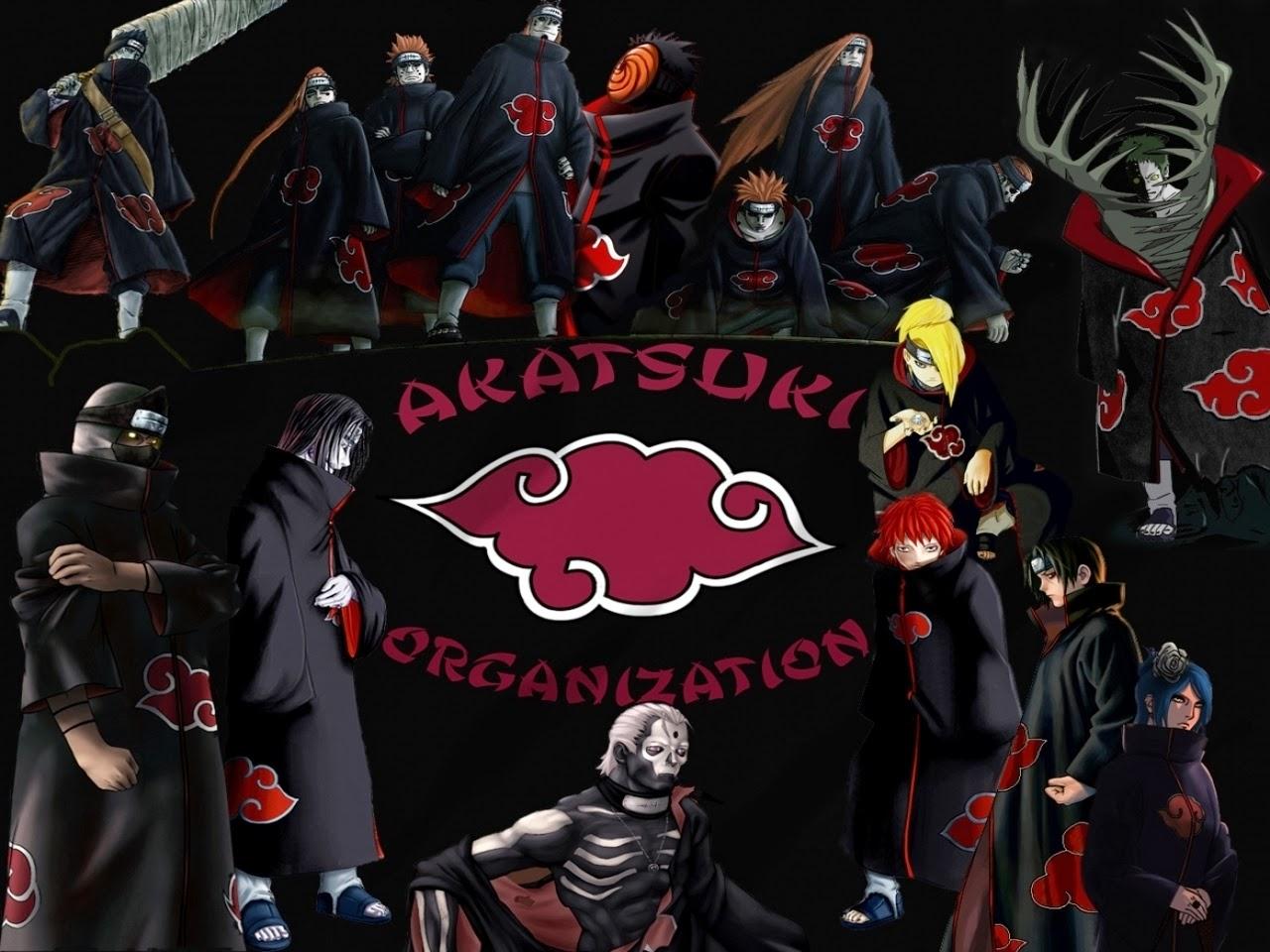 7 Organisasi Penjahat Paling Populer di Anime