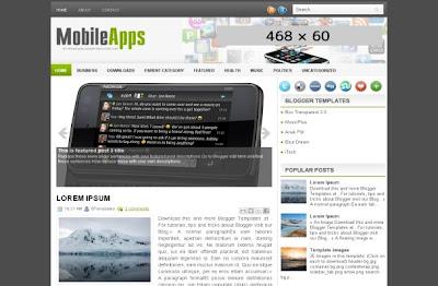Download Template Blogger Gratis Free | Blogger Template 2013 2014
