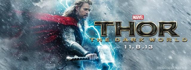 Dos nuevos posters de Thor: Un Mundo Oscuro