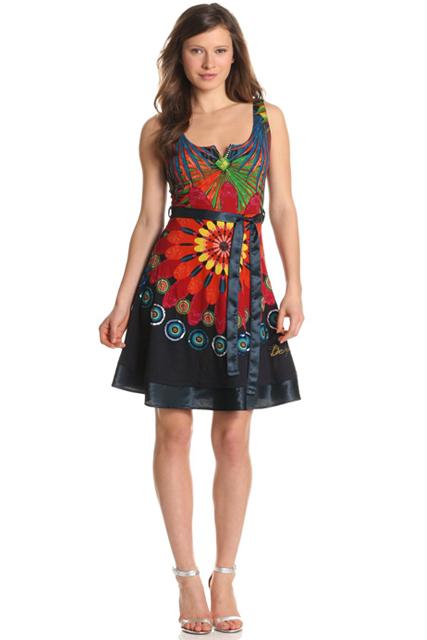 Floral print logan dresses