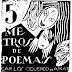 Se prohíbe estar triste: 5 metros de poemas de Oquendo de Amat