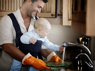 Ένας ενεργός πατέρας στην ανατροφή του παιδιού έχει ανεκτίμητη αξία στο πώς διαμορφώνεται ο χαρακτήρας του παιδιού μεταγενέστερα.