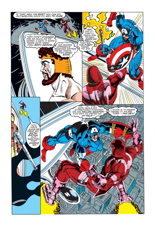 Captain America (1968) Issue #399 #338 - English 16