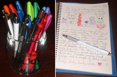 InkJoy pens bring joy to writing and doodling.