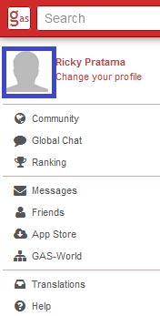 foto profil globalshare