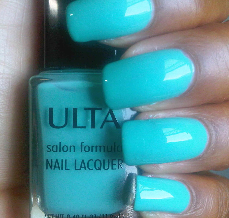 Shades Of Beauty, Inc.: NOTD: Ulta Salon Lacquer