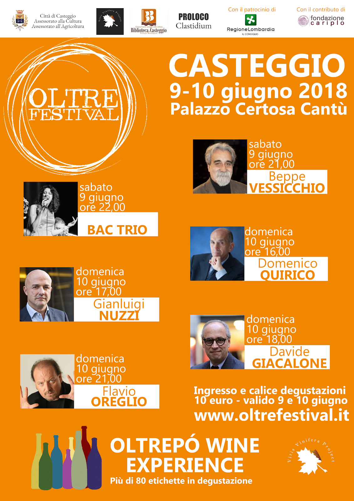 OLTREFESTIVAL 2018