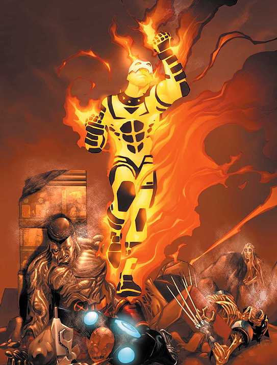 Sunfire (Marvel Comics) Character Review - 1