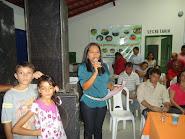 Professora Ivanete Rocha