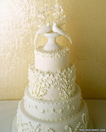 Dove Wedding Cake Toppers Uk