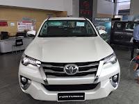Spesifikasi dan Harga Toyota Fortuner 2016 Terbaru