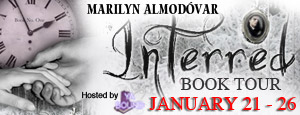 Blog Tour: Interred by Marilyn Almodvar
