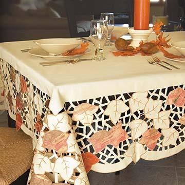 Autumn Tablecloths