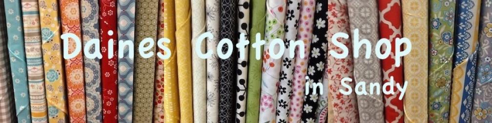 The Sandy Cotton Shop